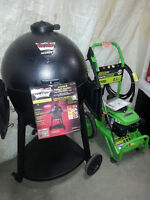 Liquidating New Bbq's & Smoker
