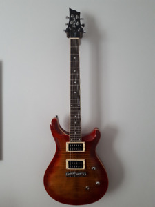 Harley Benton CST-24 Deluxe Electric Guitar