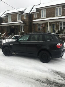 2005 BMW X3 SUV As Is