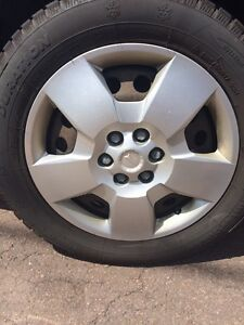 "Hub cap for 2009 Montana Van 17"" wheel"