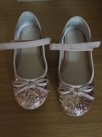 Next girls shoes size 10