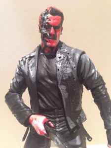 NECA Terminator 2 T-800 Video Game Appearance