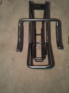 Golf Storage Rack for Bags and Shoes