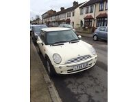 Mini one 1.6 2005 white low mileage excellent drive bargain! Not golf BMW polo