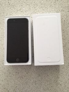 iPhone 6 16GB  black with Fido