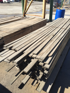 1x3 PINE PILE - LUMBER CLEAROUT