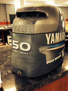 OUTBOARD COWLINGS - YAMAHA AND MERCURY - NEW and USED Peterborough Peterborough Area image 11