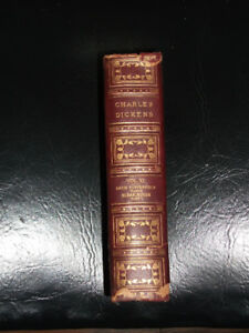 Charles Dickens Books-edition de luxe