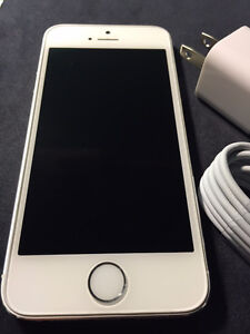 iPhone 5S/16G with Rogers/Chatr