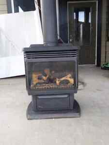 Vermont Castings direct vent gas fireplace