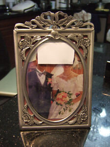 """seagull pewter wedding 4x6"""", 8x10""""  picture frame"""