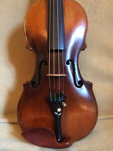 Violon tres ancien fait par HUBER