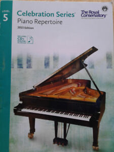 Royal Conservatory Piano Books 2015 Edition