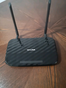 TP-Link dual band router AC750