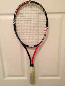 Raquette de tennis Wilson à vendre