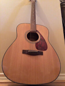 6 String Yamaha Acoustic Guitar Peterborough Peterborough Area image 2