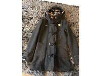 Superdry duffle coat size xs (8)