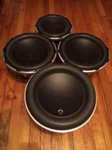 JL Audio subs for sale