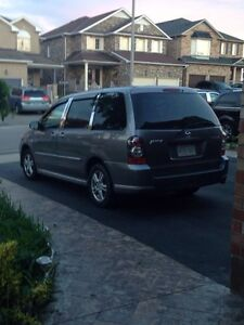 2005 MAZDA MPV LOW KMS MINT Certified and Etested