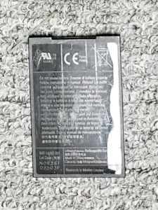BlackBerry Standard Battery M-S1 (BAT-14392-001)