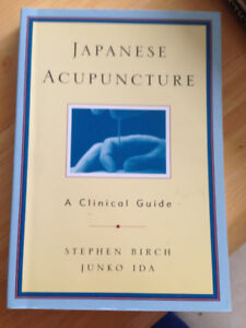 Japanese Acupuncture by Stephen Birch, Junko Ida