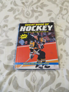 THE GREAT BOOK of HOCKEY