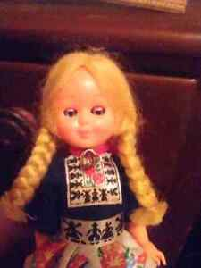 Dutch looking vintage doll $15 Kingston Kingston Area image 3