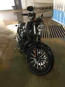 Very nice Harley iron for sale or trade.