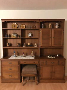 Estate Sale! High quality wood furniture must go by Saturday