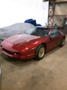 1988 Fiero GT   Classic Car Now / Consider Trades