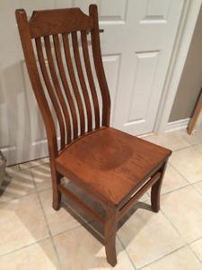 Mennonite Dixon side chair (used)