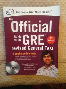 Offical Guide to the GRE - 2nd Edition