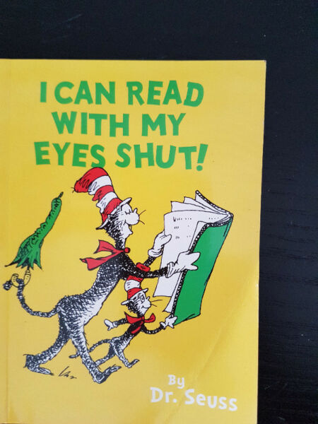 Book by Dr Seuss