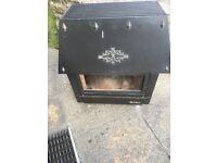 Efel karmina wood burner