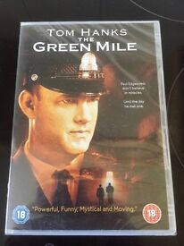 Green mile dvd new and sealed