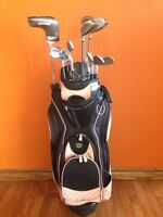 Golf set and bag
