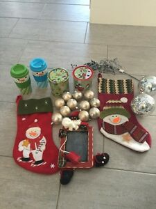 Misc Christmas stuff $5 for all