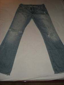 ABERCROMBIE & FITCH Ladies Jeans Size 6L Gently Used!