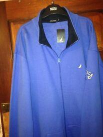 Nautica men's XXXL brand new with tags fleece top.