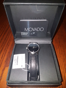 Brand New Movado Museum Watch
