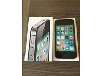 iPhone 4s 16GB EE plus £10 top up great condition