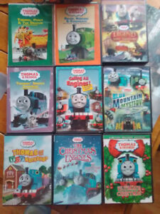 Childrens DVD's