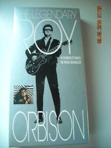 CD Box Sets = Roy Orbison, Fats Domino, Sam Cooke, etc Peterborough Peterborough Area image 7