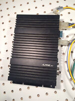 Alpine 2 Channel Power Amplifier Model Number 3517 Amp   For sal