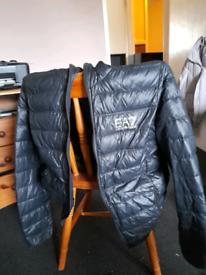 Armani lightweight jacket xl