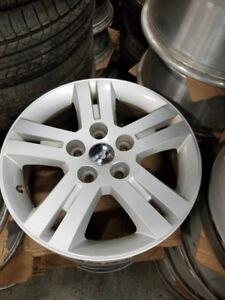 "17"" OEM Dodge Grand Caravan Journey alloy rims"