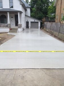 AEM CONTRACTING -FOR ALL YOUR CONCRETE NEEDS! London Ontario image 3