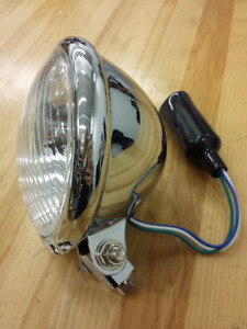 """PHARE AUXILIAIRE 5 1/2"""" H4 12V 60/50W"""