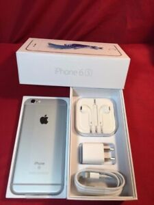 APPLE IPHONE 6S 16GB SILVER COLOR UNLOCK MINT CONDITION