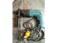 Makita 110v sds drill hr2020